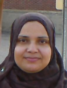 Manal Nael, Ph.D. student (1/2012-present)