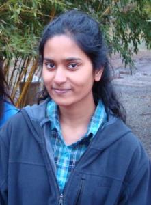 Veena Gadepalli, Pharm.D. student (6/2011-8/2011; 9/2012-Present)