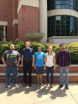 Doerksen Research Group Summer 2016