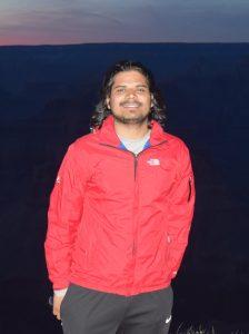 Mukesh Ghimire, undergraduate (5/2017-present)
